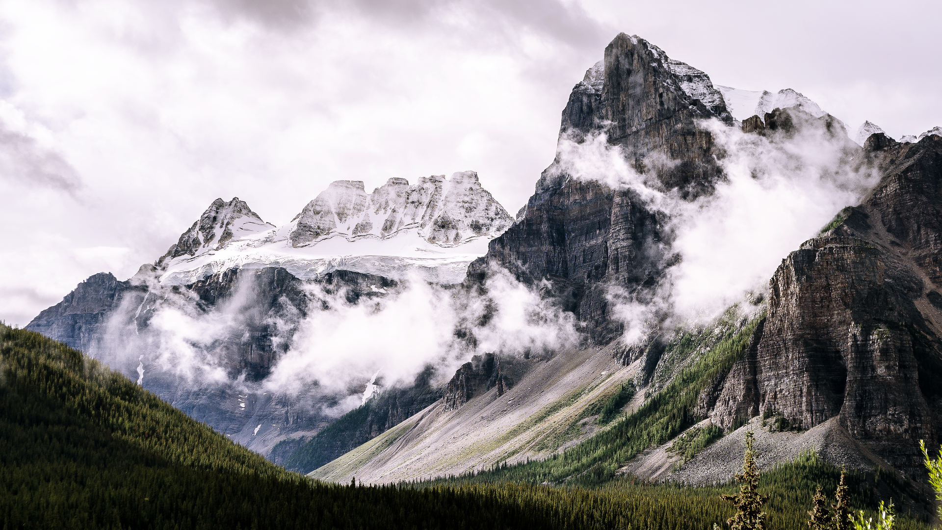 Great Wallpaper Mountain Art - mountains4  Graphic_74421.png